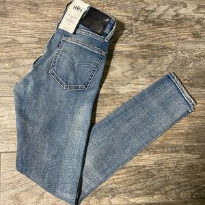 Levi's made & crafted 721 jeans